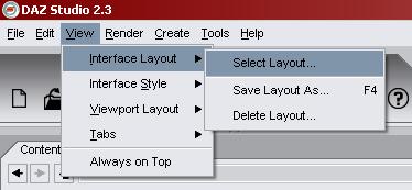 DAZ Studio Content Manager Tutorial v20081013